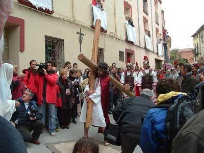 Vía Crucis Viviente de Andosilla 1