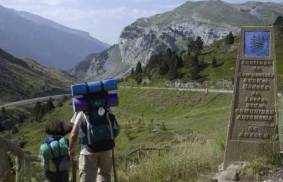 El Camino de Santiago aragonés