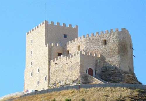 Castillo de Curiel de Duero  1