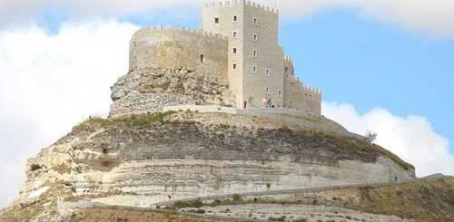 Castillo de Curiel de Duero  2