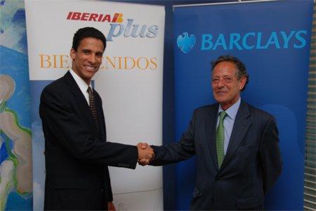 Barclays se incorpora al programa Iberia Plus
