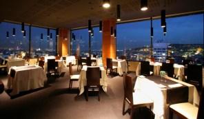 El Restaurante Visual propone un  ligero menú degustación