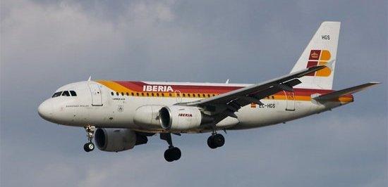 Vuelos directos de Iberia entre Canarias y Paris