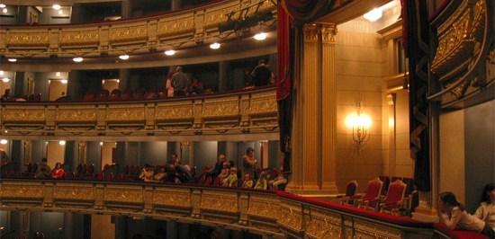 Simón Boccanegra en el El Teatro Real de Madrid