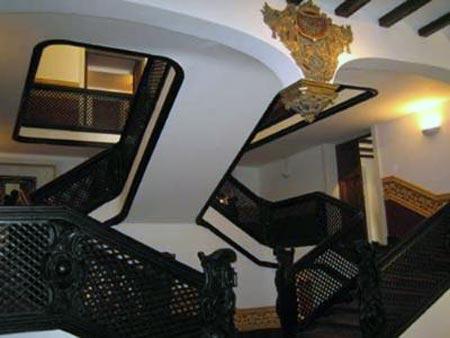 El Palacio de la Iglesuela del Cid, una Hospedería que nos traslada al S. XVIII 1