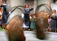 Fiestas del Pilar en Lekunberri