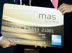 """American Express y Sol Meliá lanzan la Tarjeta """"American Express mas"""""""