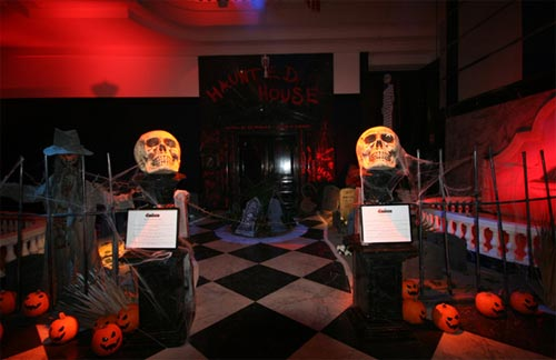 Mare Nostrum Resort de Tenerife en Halloween 2