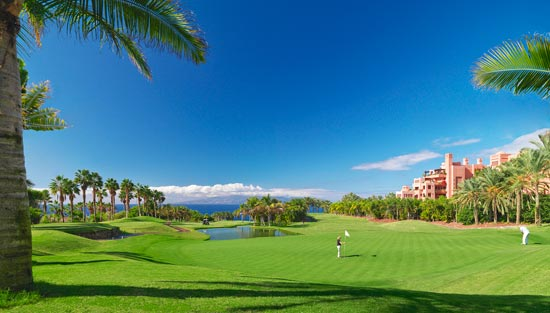 Minivacaciones en diciembre en Abama Golf & Spa Resort  1