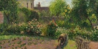 Jardines primaverales en el Museo Thyssen-Bornemisza
