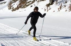 Esquí de fondo en Aragón 1