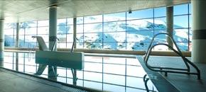 Meliá Sierra Nevada inaugura el Yhi Wellness 1