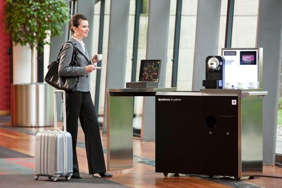 Pullman Hoteles y Nespresso anuncian un partnership mundial