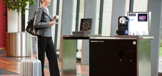Pullman Hoteles y Nespresso anuncian un partnership mundial 2