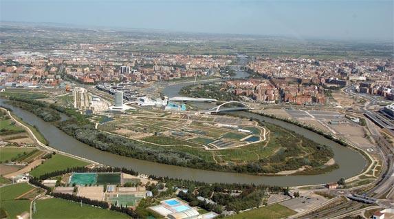 El Parque del Agua o de Luis Buñuel 2