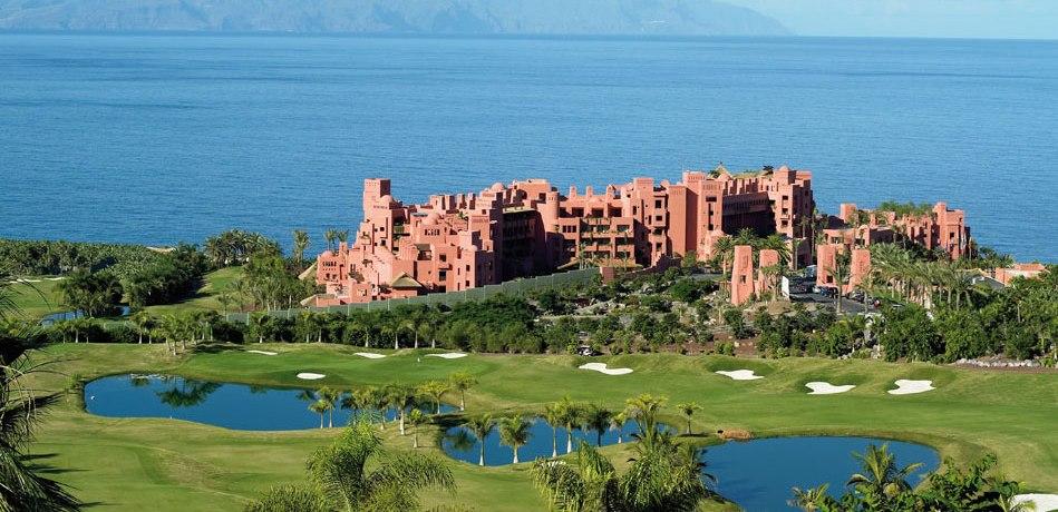 Propuesta de Abama Golf & Spa Resort para Navidad 1