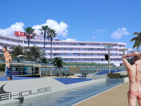 "Meliá Hotels presenta el futuro ""Sol Calvià Resort"" en Magalluf"