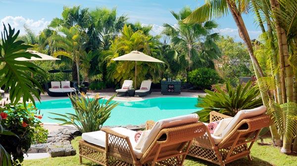 Propuesta de Abama Golf & Spa Resort para Navidad