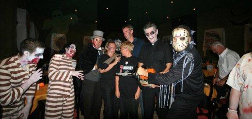 Halloween de miedo en Mare Nostrum Resort de Tenerife