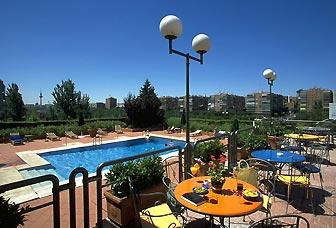 Novotel Madrid Puente de la Paz 100% habitaciones Novation 2