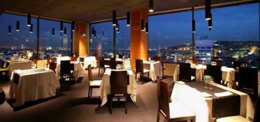 Fin de Año en el restaurante Visual 1