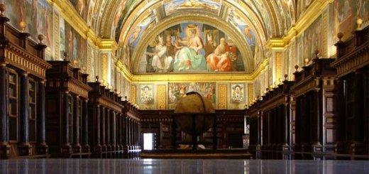 El Monasterio de San Lorenzo de el Escorial 2