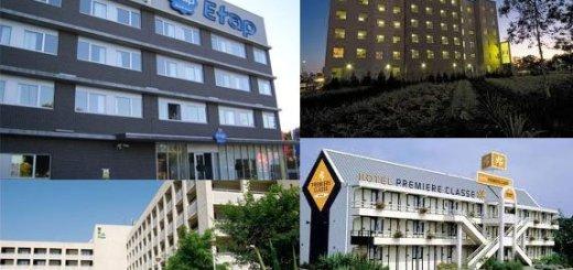 Hoteles económicos de España