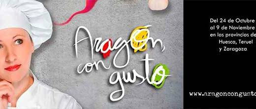 Aragón con Gusto, la fiesta de la gastronomía
