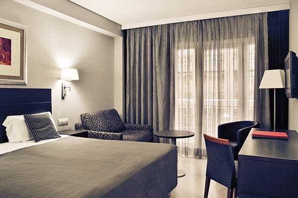 El Hotel Lope de Vega será  el nuevo Mercure Madrid Centro     2