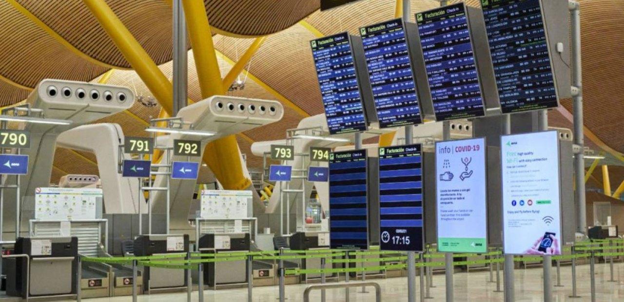 barajas adolfo suarez aeropuerto