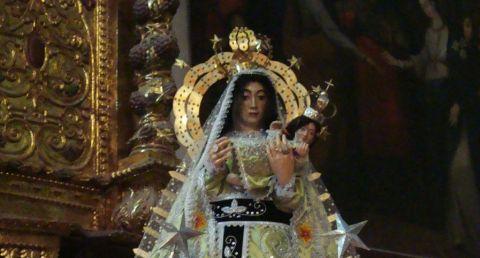 patronas nuestra señora de copacabana