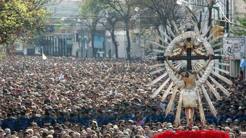 fiesta del milagro turismo religioso