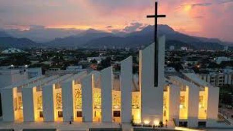 Ecce Homo desde ahora la Catedral más grande de Colombia