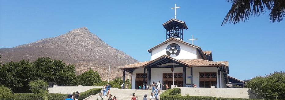 santuario chileno