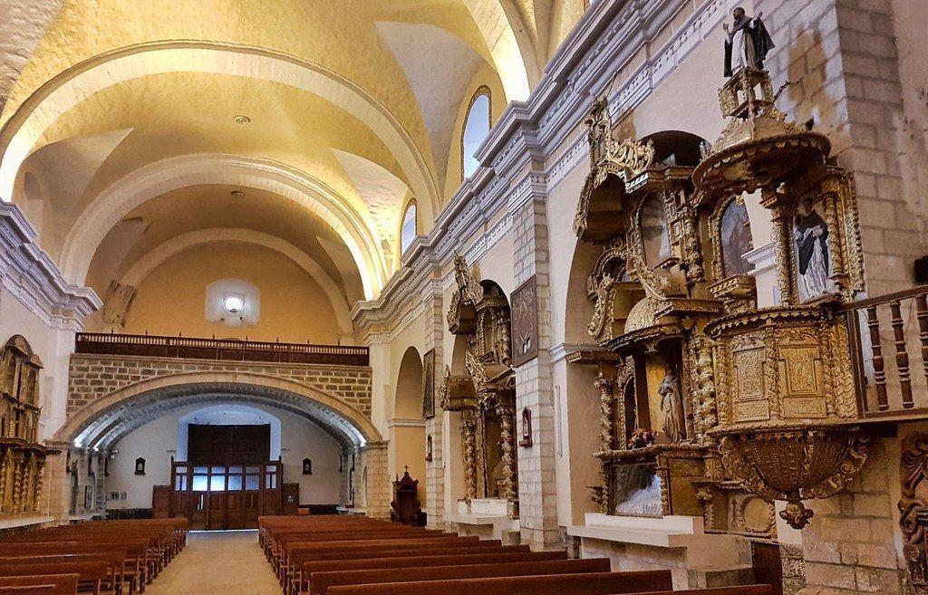 ciudad de las iglesias