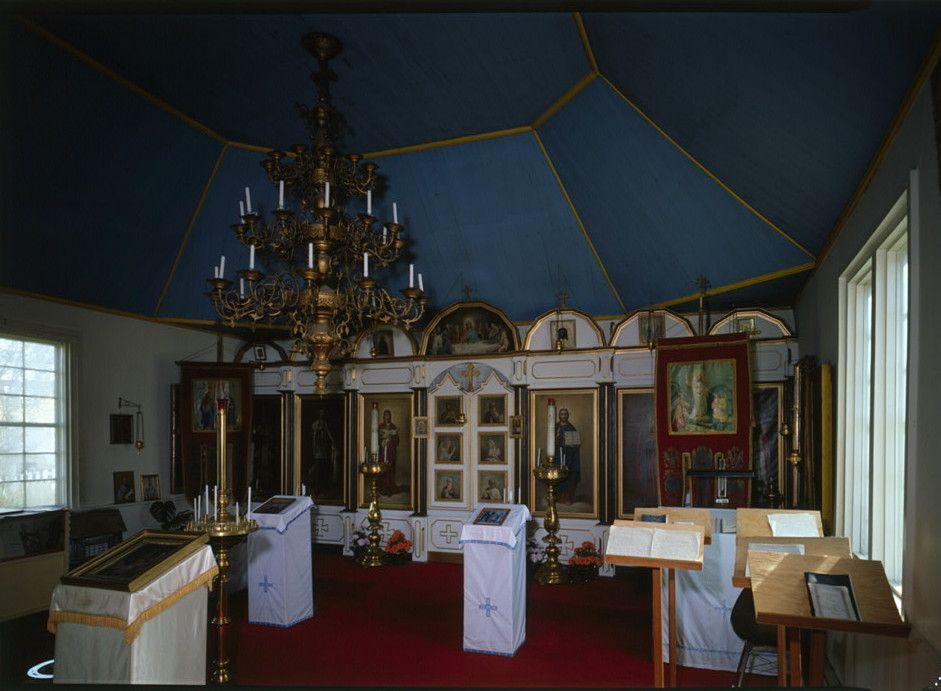 Iglesia de la Santa Asunción de la Virgen María, Kenai