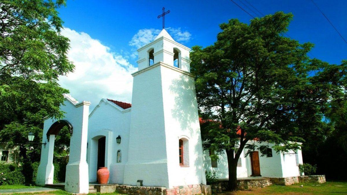 capilla de Fatima en Villa de Merlo San luis