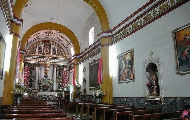 Por qué visitar Oaxaca en México Templo y ex convento de los Siete Príncipes