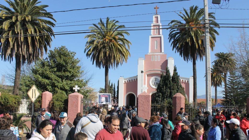 Fiesta de Santa Rosa de Pelequén