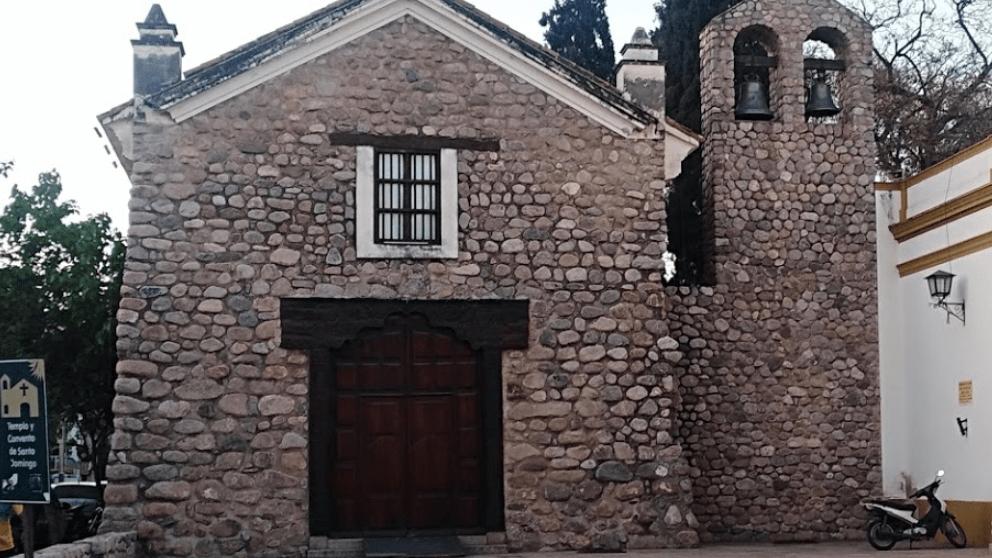 La iglesia más antigua de Argentina es Dominica