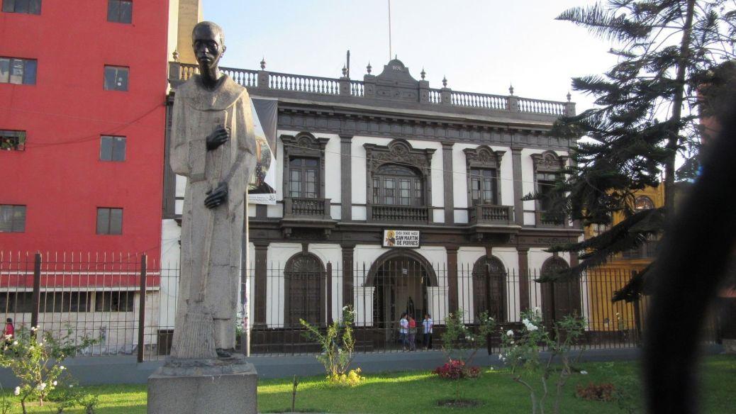 San Martín de Porres, su casa en Lima