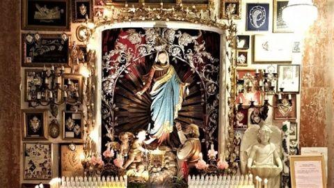 Horacio y Andrea en Nuestra Señora de Montallegro
