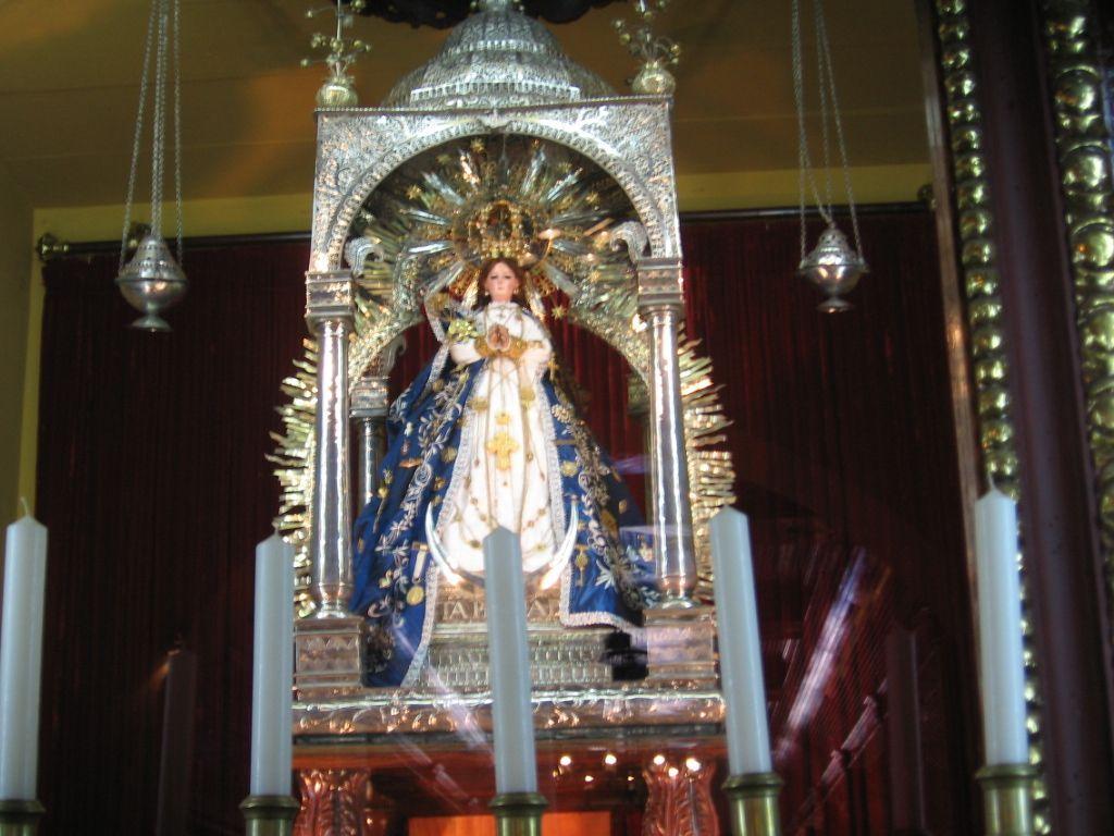 Patrona de Nicaragua