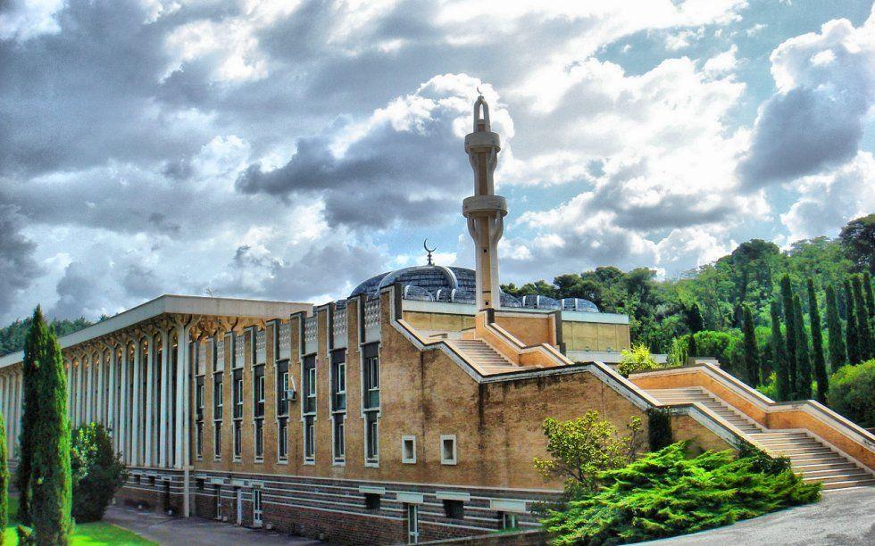 La Mezquita de Roma