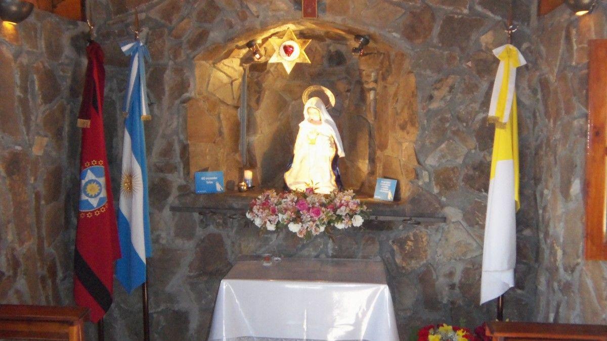 La ermita del Cerro o Virgen de los tres cerros