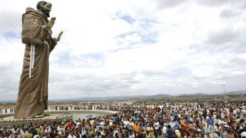 São Francisco das Chagas ceará
