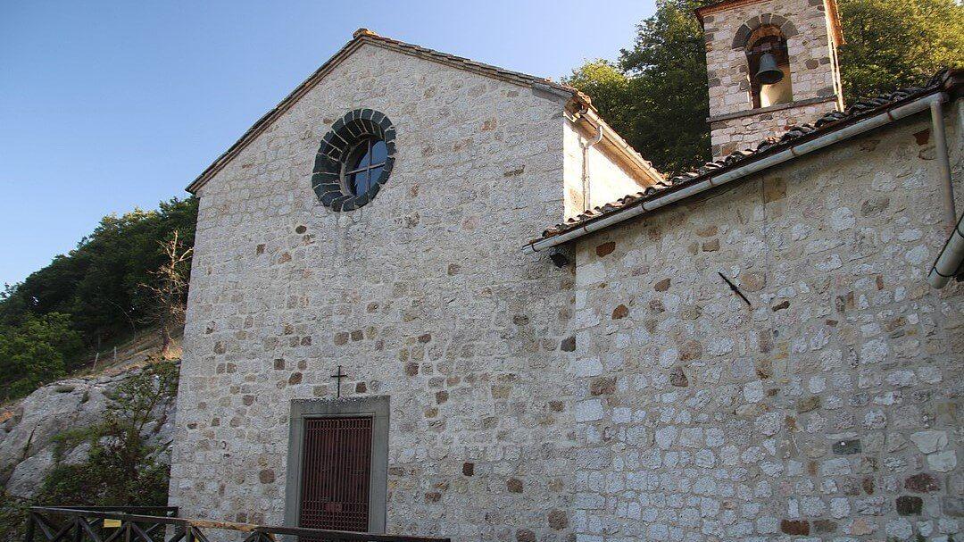 Santo Stefano turismo camino de francisco