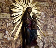 Origen de la Virgen Morena
