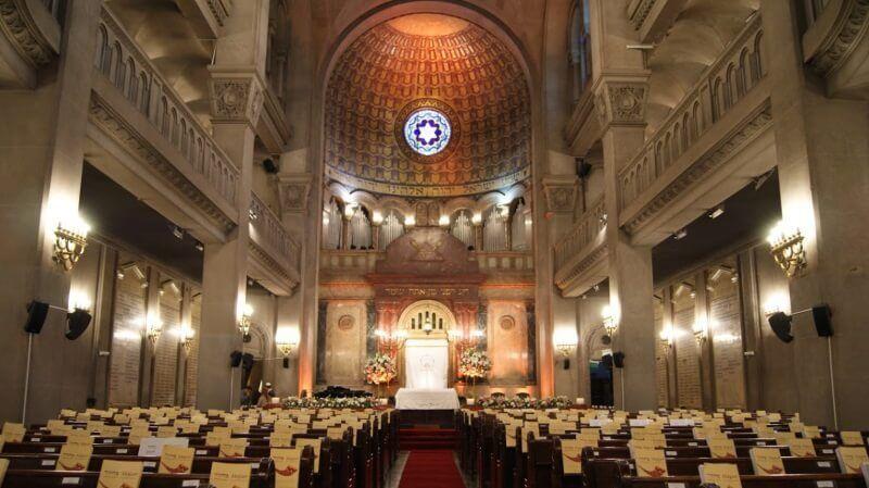 La Sinagoga más antigua de Argentina
