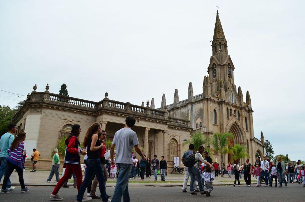Santa fe y su turismo Religioso